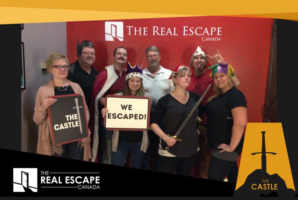 New Escape Room Customer Profile The Real Escape Canada